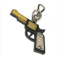 Prada Key Ring Bag Charm