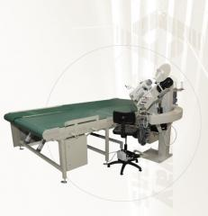 Tape Edging Mattress Master Elite Machine