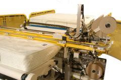 AutoTuft Fully Automatic Mattress Tufting Machine