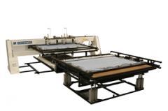 Matramatic CQT High Speed Mattress Quilting