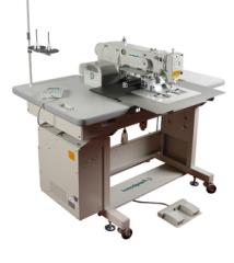 Fanghanel ALS Automatic Mattress Label Sewing