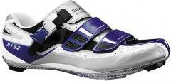 Road Shoe Shimano R132 White/Blue