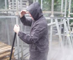 Hydrowear ECC.Toptex Waterproof breathable mesh