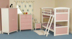 Kipling Children Bed