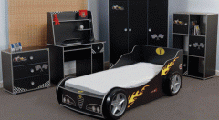 Bond Car Bed
