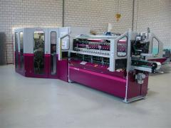 Remex BT-247 Fully Automatic Transfer Line