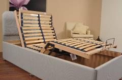 Visco 3000 with Adjustable Bed