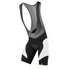Mavic Infinity Bib Shorts Black/White