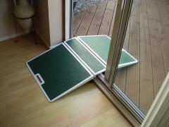 Fibreglass Threshold Ramps
