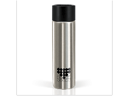 Fill and Go Stainless Steel Water Bottle