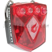 Blackburn: Flea 2.0 4 LED rear flasher USB and