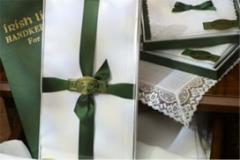 Irish Linen Handkerchiefs Gents