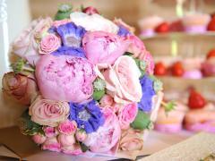 Bó hoa đám cưới