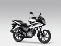 Motorcycle CBF125