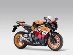 Motorcycle CBR1000RR Fireblade