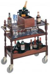 AT04 Lincat Restaurant Drinks Trolley