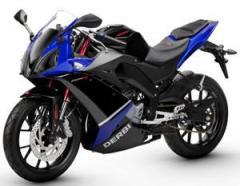 Motorcycle Derbi GPR 50 2T