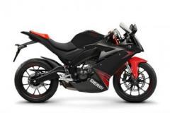 Motorcycle Derbi GPR 125 4t