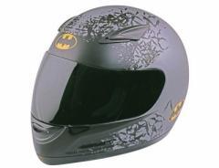 Helmet Box Batman Shadow (Matt Black) Graphics