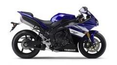 Motorcycle YZF-R1 2011