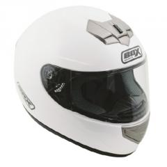 Box BX-1 Full Face Helmet White