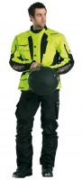 RST Enduro Jacket Flo Yellow