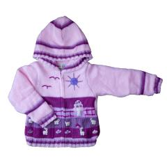 Child's Clothes Inti Pink