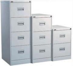 3 Drawer Filing Cabinet Cntr (Grey)