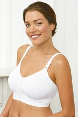 Front Fastening Post Surgery Bra