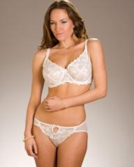 Caress underwired bra
