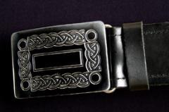Celtic Buckle Belt