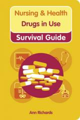 Student Nurse Drugs in Use Survival Guide Book