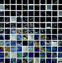 Boutique Black Stylish Mosaics