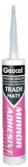 Geocel Trade Mate Silicone Mirror Adhesive