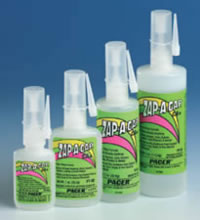 Gap filling formula Glue