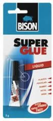 Bison Power Super Glue 3g tube