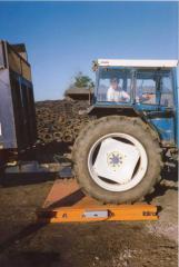 Tandem Axle Portable Weighbridges