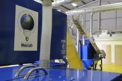 CFL Lamp & Bulb Recycling Technology