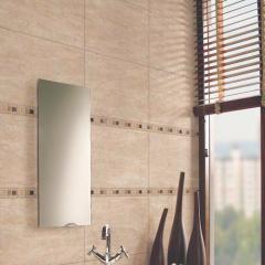 Bathroom Wall Tiles Brooklyn Travertine Small