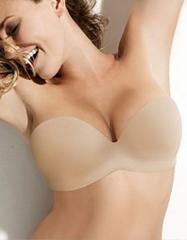 Fantasie Moulded Nude Strapless Bra 4530