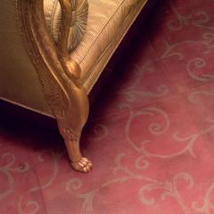 Fin de Siecle Floor Tile