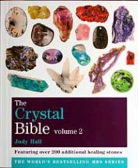 The Crystal Bible Volume 2 by Judy Hall