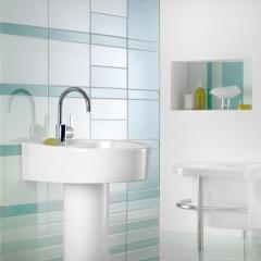 Glass Tiles Style Interiors