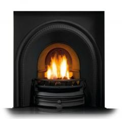 The Tradition Cast Iron Fireplace