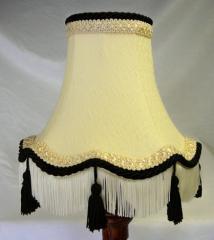 Black Rope Lamp Shade