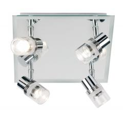 4 Light Bathroom Spotlight