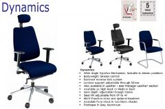 Specialist Seating Ranges