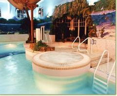 Acrylic SPA Bath