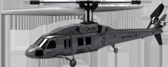 Black Hawk Deluxe Flying Toy