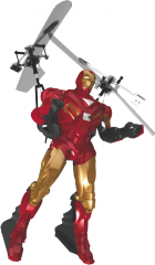 Iron Man Skybot Toy